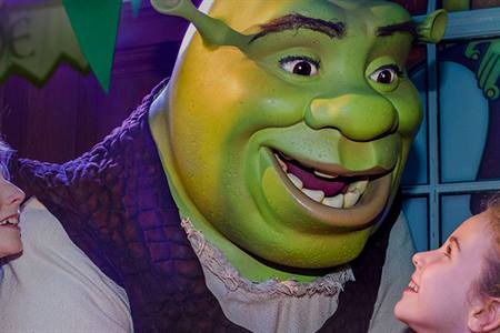Visit Shreks Adventure London