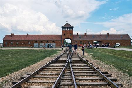 Visiting Auschwitz from Cracow