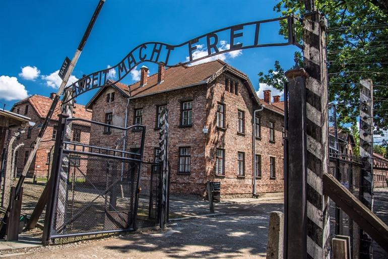 Visting Auschwitz from Cracow