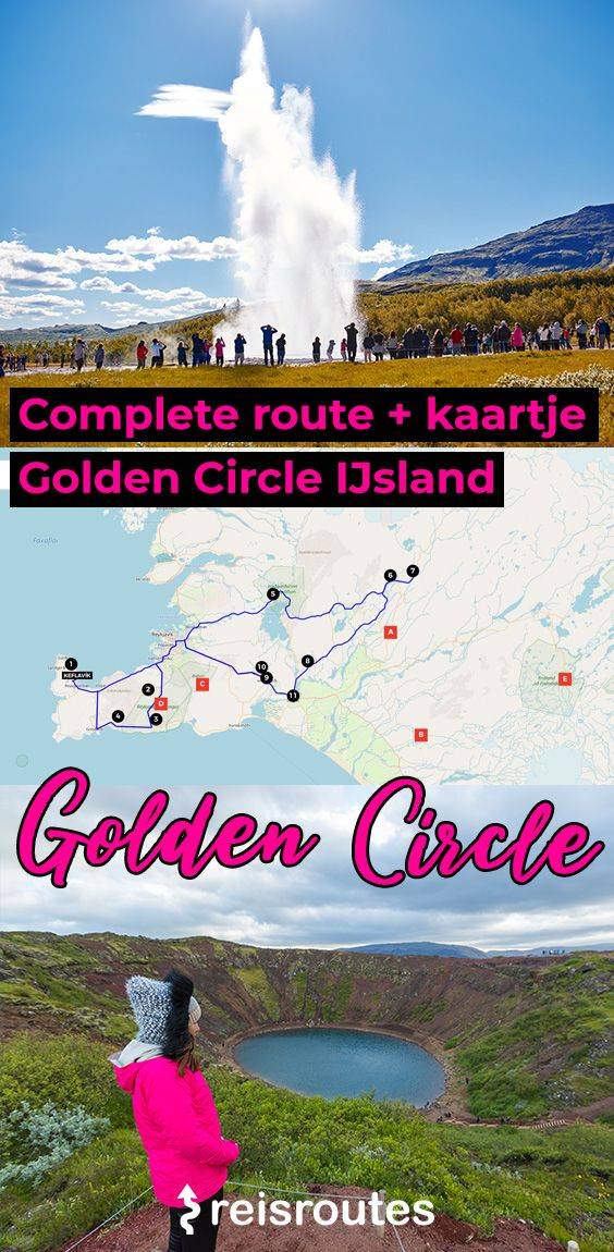 Pinterest The Golden Circle in Iceland, all information, tours + hidden spots!